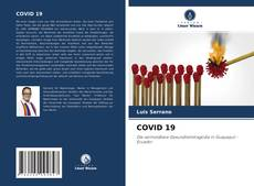 COVID 19的封面