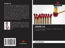 Bookcover of COVID 19