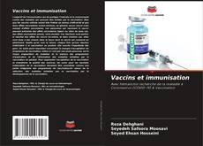 Capa do livro de Vaccins et immunisation