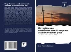 Portada del libro de Потребление возобновляемой энергии, экономический рост