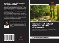 """Bookcover of """"Economics of Natural Resources and the Environment"""""""