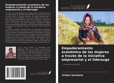 Bookcover of Empoderamiento económico de las mujeres a través de la iniciativa empresarial y el liderazgo
