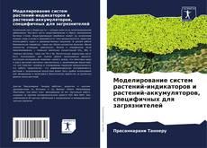 Buchcover von Моделирование систем растений-индикаторов и растений-аккумуляторов, специфичных для загрязнителей