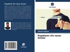 Bookcover of PageRank: Ein neuer Ansatz