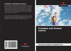 Bookcover of Freedom and human nature