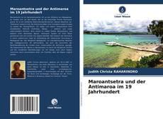Copertina di Maroantsetra und der Antimaroa im 19 Jahrhundert