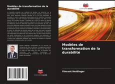 Обложка Modèles de transformation de la durabilité