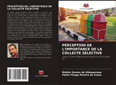 Обложка PERCEPTION DE L'IMPORTANCE DE LA COLLECTE SéLECTIVE