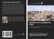 Capa do livro de ESTUDIO DE CALIDAD DE VIDA