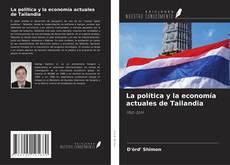 Portada del libro de La política y la economía actuales de Tailandia