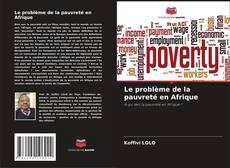 Bookcover of Le problème de la pauvreté en Afrique