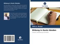 Couverture de Bildung in Kants Händen