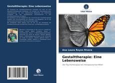Bookcover of Gestalttherapie: Eine Lebensweise