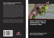 Bookcover of Flora medicinale di Nallamalais, Ghats orientali India
