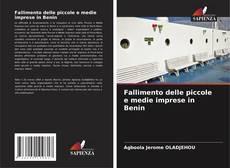 Bookcover of Fallimento delle piccole e medie imprese in Benin