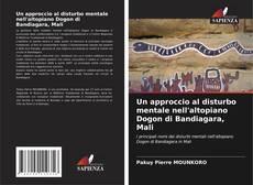 Borítókép a  Un approccio al disturbo mentale nell'altopiano Dogon di Bandiagara, Mali - hoz