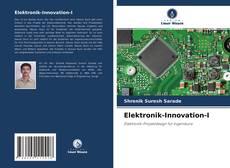 Couverture de Elektronik-Innovation-I