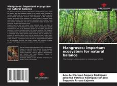 Buchcover von Mangroves: important ecosystem for natural balance