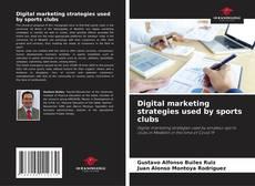 Buchcover von Digital marketing strategies used by sports clubs