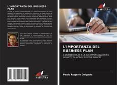 Обложка L'IMPORTANZA DEL BUSINESS PLAN