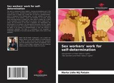Buchcover von Sex workers' work for self-determination