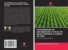 Bookcover of Variabilidade da precipitação e riscos de secas durante o cultivo da soja
