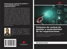 Buchcover von Sistemas de control de gestión y sostenibilidad de las organizaciones