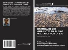 Buchcover von DINÁMICA DE LOS NUTRIENTES EN SUELOS AFECTADOS POR LA SAL