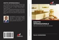 Portada del libro de DIRITTO INTERNAZIONALE