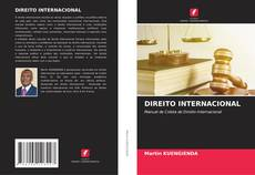 Обложка DIREITO INTERNACIONAL