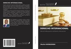 Copertina di DERECHO INTERNACIONAL