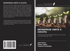 Bookcover of ENTREPRISE VERTE À CÚCUTA