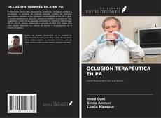Couverture de OCLUSIÓN TERAPÉUTICA EN PA