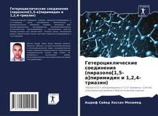 Buchcover von Гетероциклические соединения (пиразоло[1,5-а]пиримидин и 1,2,4-триазин)