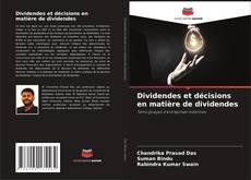 Buchcover von Dividendes et décisions en matière de dividendes