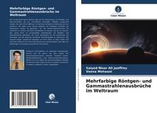 Copertina di Mehrfarbige Röntgen- und Gammastrahlenausbrüche im Weltraum