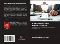 Borítókép a  Analyse du climat organisationnel - hoz
