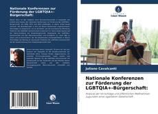 Capa do livro de Nationale Konferenzen zur Förderung der LGBTQIA+-Bürgerschaft: