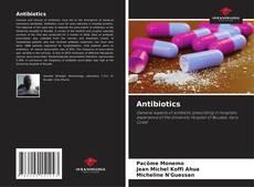 Antibiotics kitap kapağı
