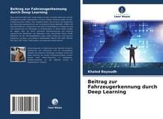 Borítókép a  Beitrag zur Fahrzeugerkennung durch Deep Learning - hoz