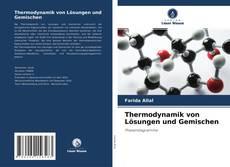Portada del libro de Thermodynamik von Lösungen und Gemischen