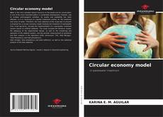 Bookcover of Circular economy model in wastewater treatment