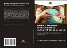 Modèle d'économie circulaire dans le traitement des eaux usées kitap kapağı