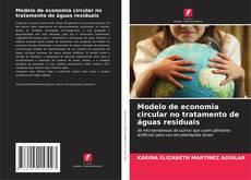 Buchcover von Modelo de economia circular no tratamento de águas residuais