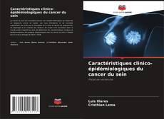 Caractéristiques clinico-épidémiologiques du cancer du sein kitap kapağı