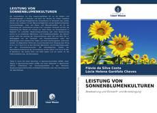 Bookcover of LEISTUNG VON SONNENBLUMENKULTUREN