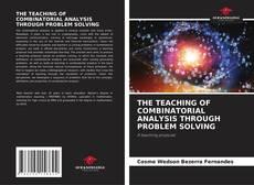 Capa do livro de THE TEACHING OF COMBINATORIAL ANALYSIS THROUGH PROBLEM SOLVING