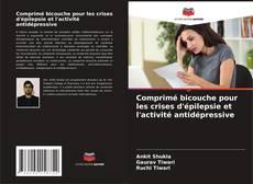 Comprimé bicouche pour les crises d'épilepsie et l'activité antidépressive kitap kapağı