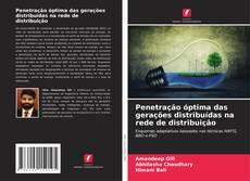 Buchcover von Penetração óptima das gerações distribuídas na rede de distribuição