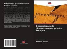 Borítókép a  Déterminants de l'investissement privé en Éthiopie - hoz